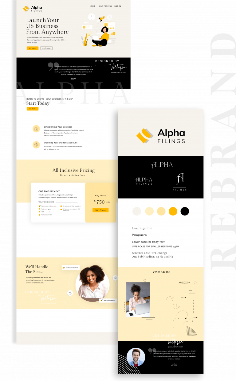 Brand and Web Designer | Strategic Brands